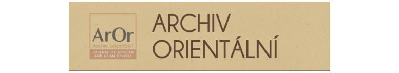 Archiv Orientální